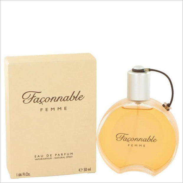 FACONNABLE by Faconnable Eau De Parfum Spray 1.7 oz for Women - PERFUME