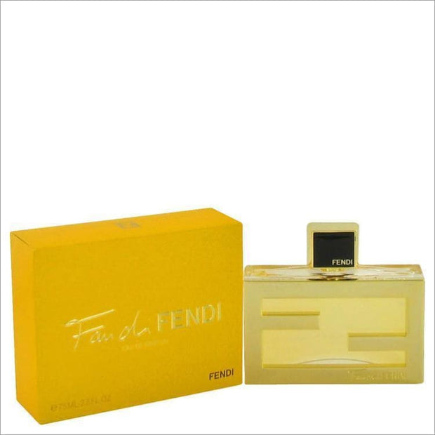 Fan Di Fendi by Fendi Eau Fraichie Spray (Tester) 2.5 oz for Women - PERFUME
