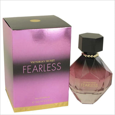 Fearless by Victorias Secret Eau De Parfum Spray 3.4 oz - Famous Perfume Brands for Women