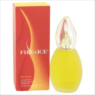 FIRE & ICE by Revlon Cologne Spray 1.7 oz for Women - PERFUME