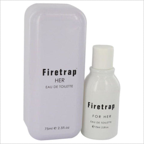 Firetrap by Firetrap Eau De Toilette Spray 2.5 oz for Women - PERFUME