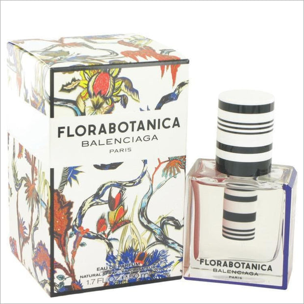 Florabotanica by Balenciaga Eau De Parfum Spray 1.7 oz for Women - PERFUME