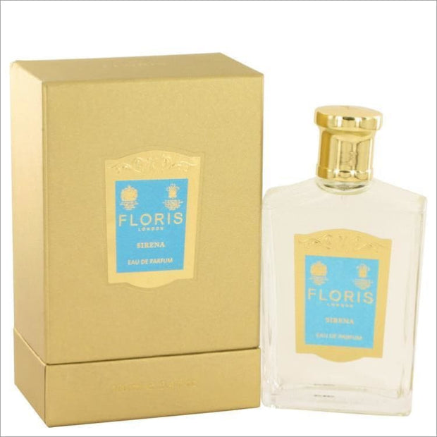 Floris Sirena by Floris Eau De Parfum Spray 3.4 oz for Women - PERFUME