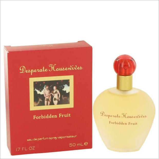 Forbidden Fruit by Desperate Houswives Eau De Parfum Spray 1.7 oz for Women - PERFUME