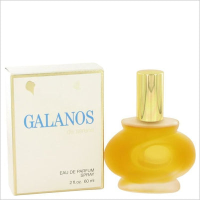 Galanos De Serene by James Galann Eau De Parfum Spray 2 oz for Women - PERFUME