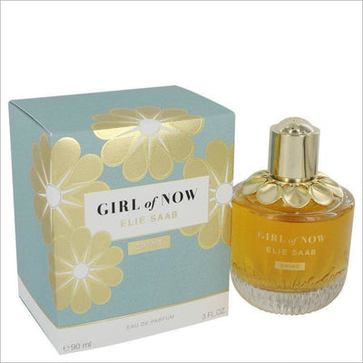 Girl of Now Shine by Elie Saab Eau De Parfum Spray 3 oz for Women - PERFUME