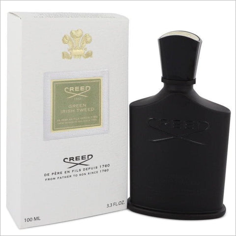 GREEN IRISH TWEED by Creed Eau De Parfum Spray 3.3 oz for Men - Cologne