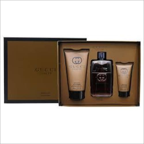 Gucci Guilty Absolute 3 Pcs Set For Men: 3 Oz Sp - South Beach Fragrance Gift Set