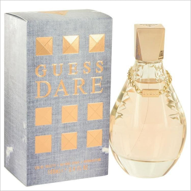 Guess Dare by Guess Eau De Toilette Spray 3.4 oz for Women - PERFUME