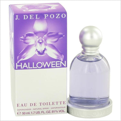 HALLOWEEN by Jesus Del Pozo Eau De Toilette Spray 1.7 oz for Women - PERFUME