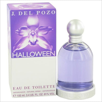 HALLOWEEN by Jesus Del Pozo Eau De Toilette Spray 3.4 oz for Women - PERFUME
