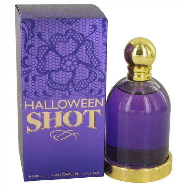 Halloween Shot by Jesus Del Pozo Eau De Toilette Spray 3.4 oz for Women - PERFUME