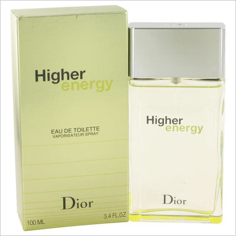 Higher Energy by Christian Dior Eau De Toilette Spray 3.3 oz for Men - COLOGNE
