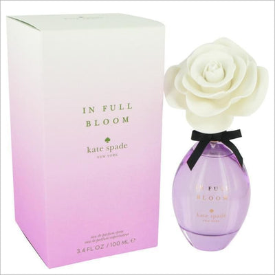 In Full Bloom by Kate Spade Eau De Parfum Spray 3.4 oz for Women - PERFUME