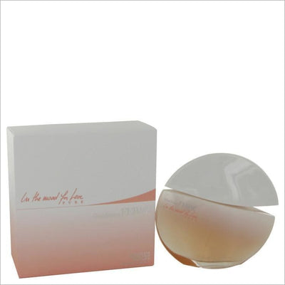 In The Mood For Love Pure by Gianfranco Ferre Eau De Toilette Spray 3.4 oz for Women - PERFUME