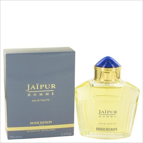 Jaipur by Boucheron Eau De Toilette Spray 3.4 oz for Men - COLOGNE