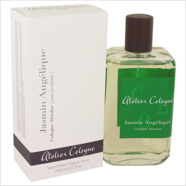 Jasmin Angelique by Atelier Cologne Pure Perfume Spray (Unisex) 6.7 oz for Women - PERFUME