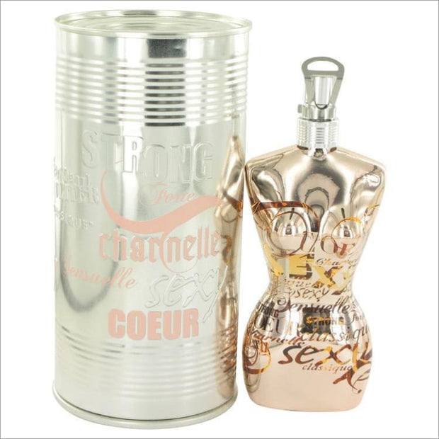 JEAN PAUL GAULTIER by Jean Paul Gaultier Eau De Toilette Spray (Limited Edition Bottle) 3.3 oz - WOMENS PERFUME