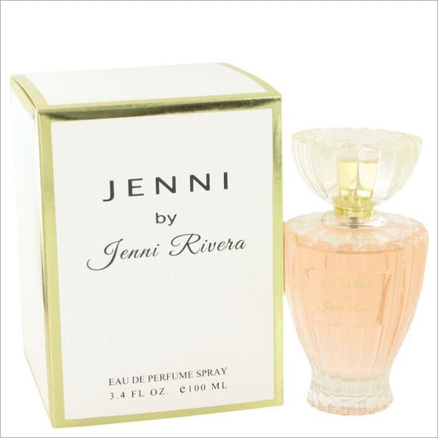 Jenni by Jenni Rivera Eau De Parfum Spray 3.4 oz for Women - PERFUME