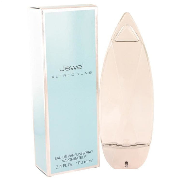 Jewel by Alfred Sung Eau De Parfum Spray 3.4 oz for Women - PERFUME