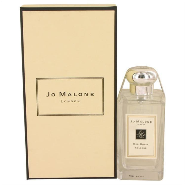 Jo Malone Red Roses by Jo Malone Cologne Spray (Unisex) 3.4 oz for Women - PERFUME