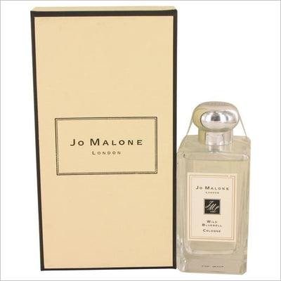Jo Malone Wild Bluebell by Jo Malone Cologne Spray (Unisex) 3.4 oz for Women - PERFUME