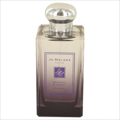 Jo Malone Wisteria & Violet by Jo Malone Cologne Spray (Unisex Unboxed) 3.4 oz for Women - PERFUME