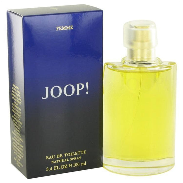 JOOP by Joop! Eau De Toilette Spray 3.4 oz for Women - PERFUME