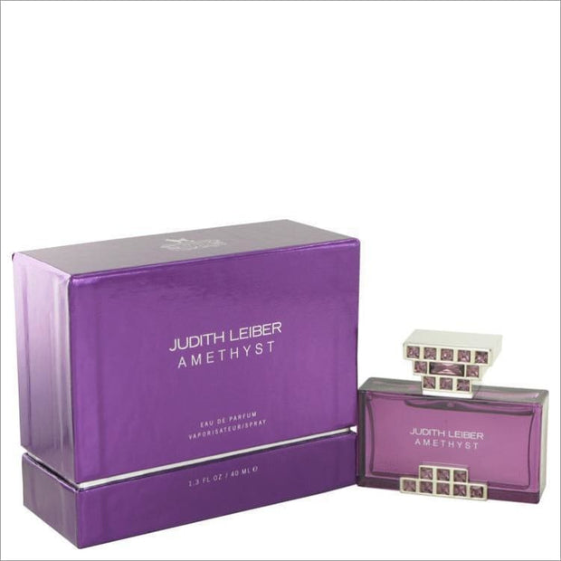 Judith Leiber Amethyst by Judith Leiber Eau De Parfum Spray 1.3 oz for Women - PERFUME