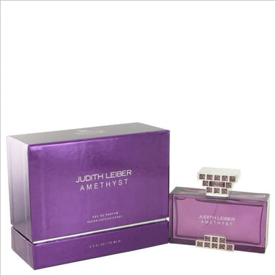 Judith Leiber Amethyst by Judith Leiber Eau De Parfum Spray 2.5 oz for Women - PERFUME