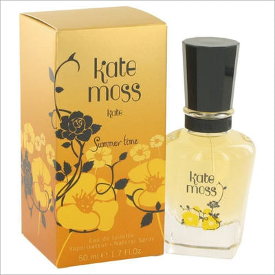 Kate Moss Summer Time by Kate Moss Eau De Toilette Spray 1.7 oz for Women - PERFUME