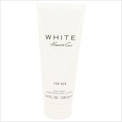 Kenneth Cole White by Kenneth Cole Body Wash 3.4 oz for Women - PERFUME