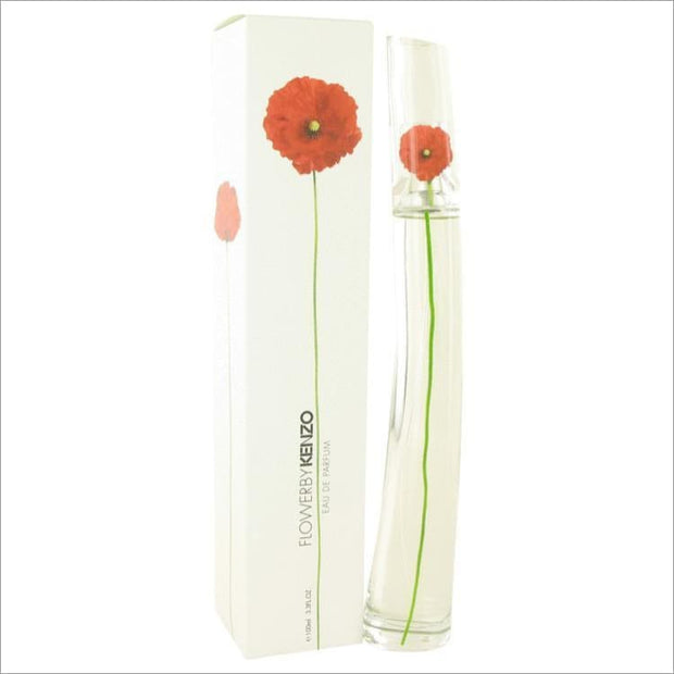 kenzo FLOWER by Kenzo Eau De Parfum Spray 3.4 oz for Women - PERFUME
