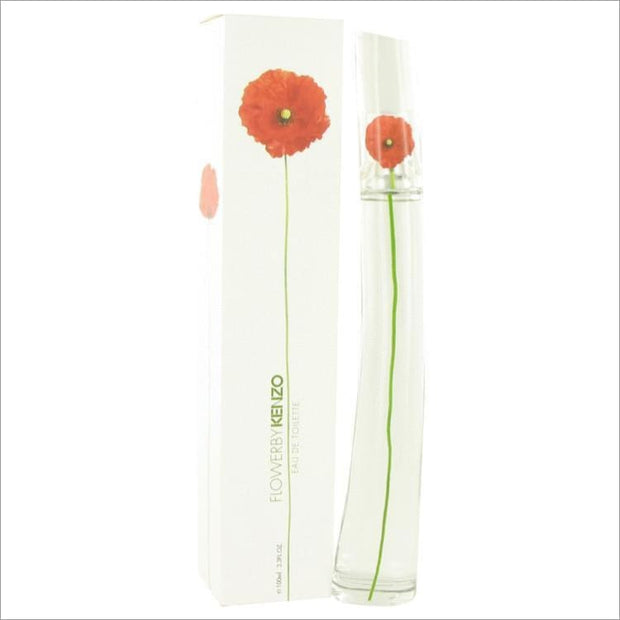 kenzo FLOWER by Kenzo Eau De Toilette Spray 3.4 oz for Women - PERFUME