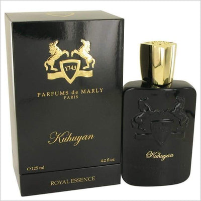 Kuhuyan by Parfums de Marly Eau De Parfum Spray (Unisex) 4.2 oz for Women - PERFUME