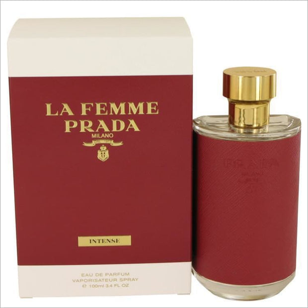 La Femme Intense by Prada Eau De Pafum Spray 3.4 oz for Women - PERFUME