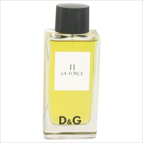 La Force 11 by Dolce & Gabbana Eau De Toilette Spray (Tester) 3.3 oz for Women - PERFUME