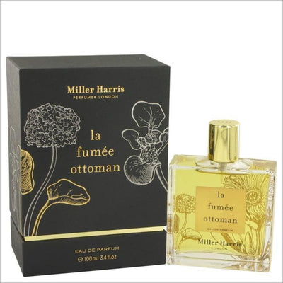 La Fumee Ottoman by Miller Harris Eau De Parfum Spray 3.4 oz for Women - PERFUME