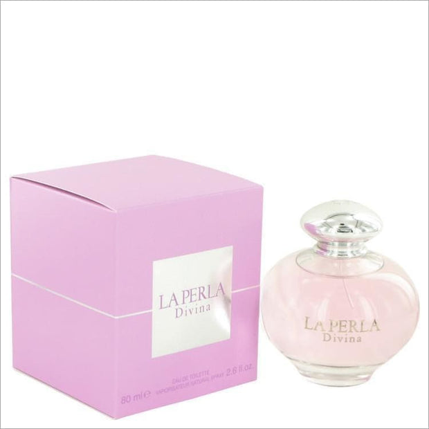 La Perla Divina by La Perla Eau De Toilette Spray 2.6 oz for Women - PERFUME