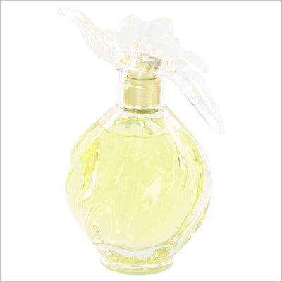 LAIR DU TEMPS by Nina Ricci Eau De Toilette Spray With Bird Cap (Tester) 3.4 oz for Women - PERFUME