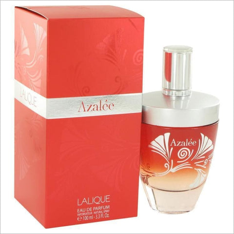 Lalique Azalee by Lalique Eau De Parfum Spray 3.3 oz for Women - PERFUME