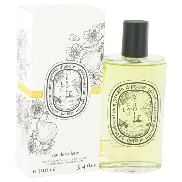 Leau De Neroli by Diptyque Eau De Toilette Spray (Unisex) 3.4 oz for Women - PERFUME