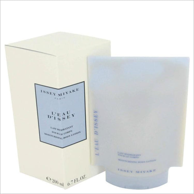 LEAU DISSEY (issey Miyake) by Issey Miyake Body Lotion 6.7 oz for Women - PERFUME
