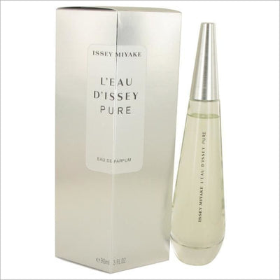 Leau Dissey Pure by Issey Miyake Eau De Parfum Spray 3 oz for Women - PERFUME