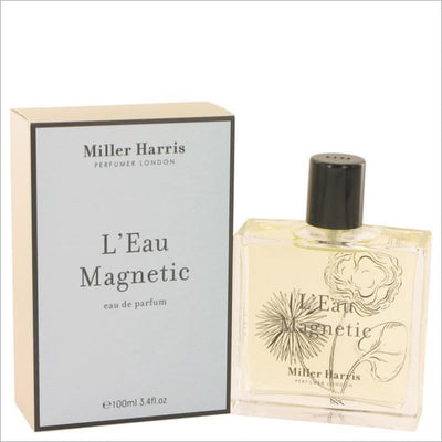 Leau Magnetic by Miller Harris Eau De Parfum Spray 3.4 oz for Women - PERFUME