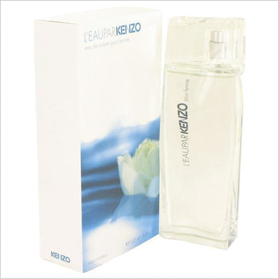 LEAU PAR KENZO by Kenzo Eau De Toilette Spray 3.4 oz - WOMENS PERFUME