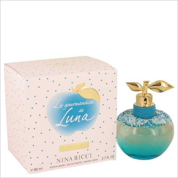 Les Gourmandises De Lune by Nina Ricci Eau De Toilette Spray 2.7 oz - WOMENS PERFUME
