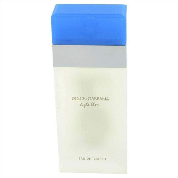 Light Blue by Dolce & Gabbana Eau De Toilette Spray (Tester) 3.4 oz for Women - PERFUME