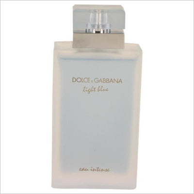 Light Blue Eau Intense by Dolce & Gabbana Eau De Parfum Spray 3.3 oz for Women - PERFUME