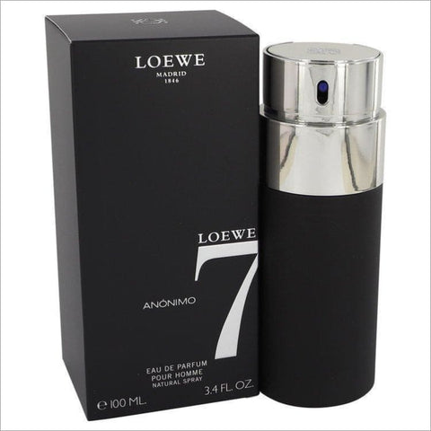 Loewe 7 Anonimo by Loewe Eau De Parfum Spray 3.4 oz for Men - COLOGNE